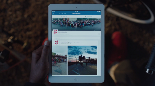 New iPad Air Verse Ads
