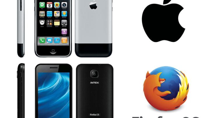Mozilla Firefox OS Smartphone