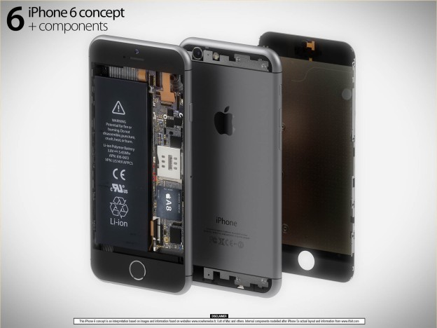 iPhone 5 Hajek Concept 2
