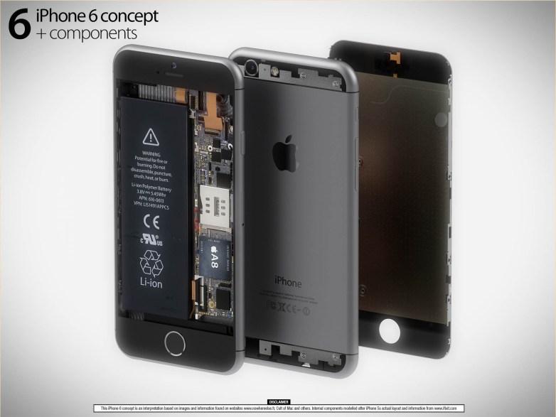 iPhone 5 Hajek Concept 2