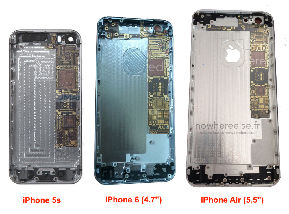 iphone-5s-vs-iphone-6-vs-iphone-air-rear-metal-shell-1