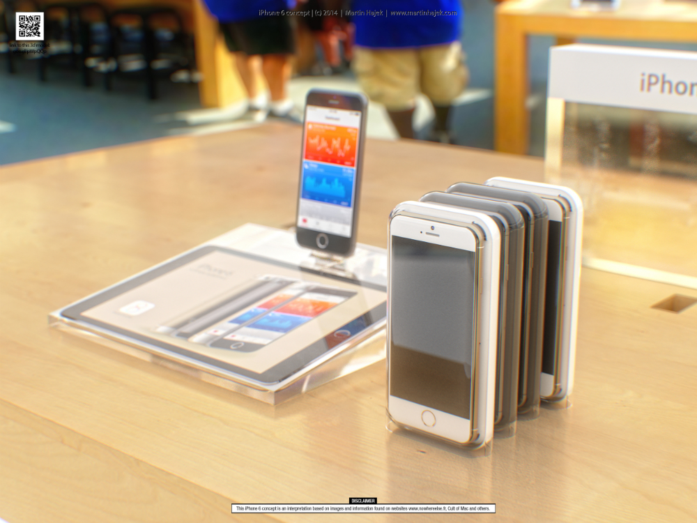 iPhone 6 Air Rumors: Size