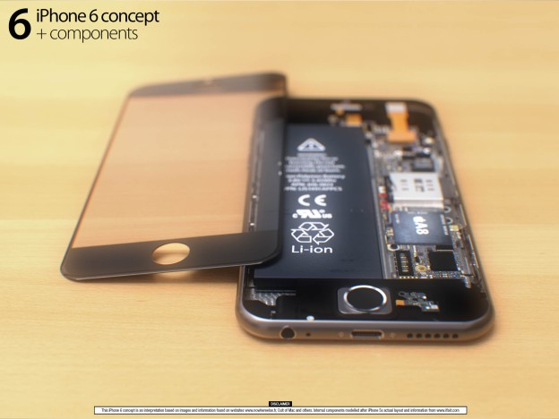 iPhone 6 Hajek Concept 3