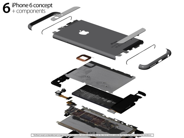 iPhone 6 Hajek Concept 4