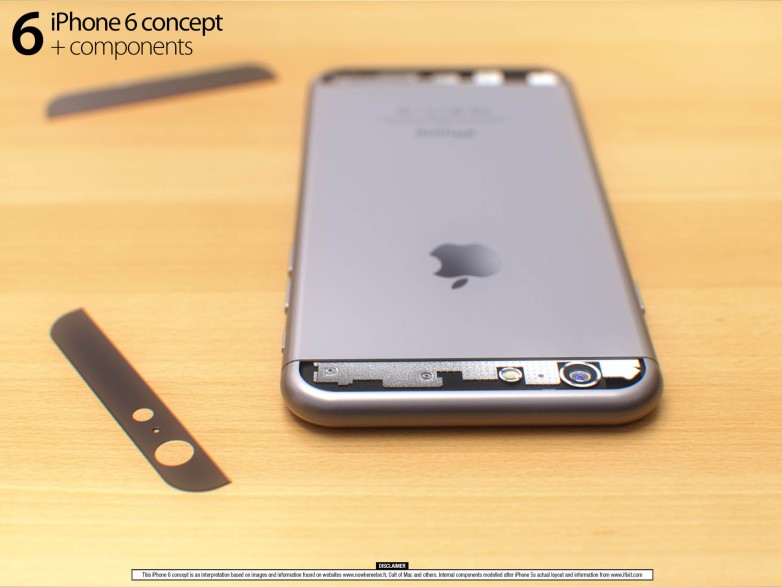 iPhone 6 Hajek Concept 5