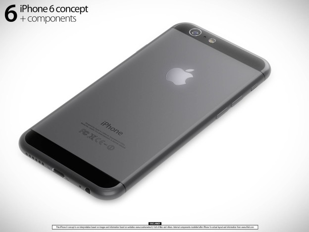 iPhone 6 Hajek Concept
