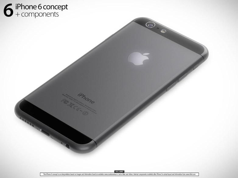iPhone 6 Hajek Concept