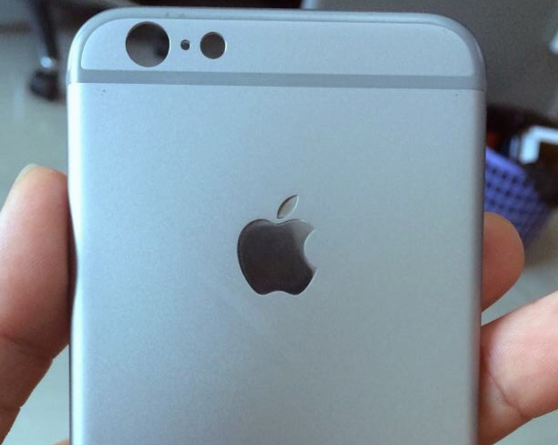 iPhone 6 Leaked Photos Foxconn
