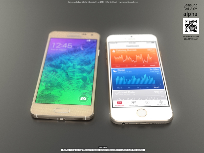 iphone-6-vs-galaxy-alpha-comparison-1