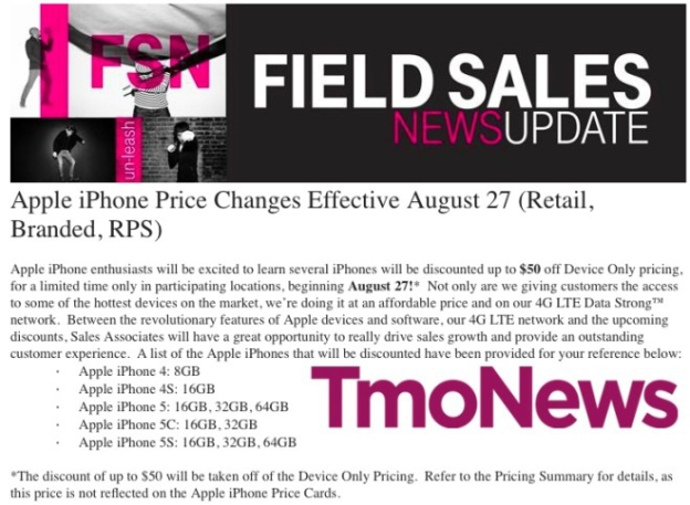 iphone-t-mobile-50-discount