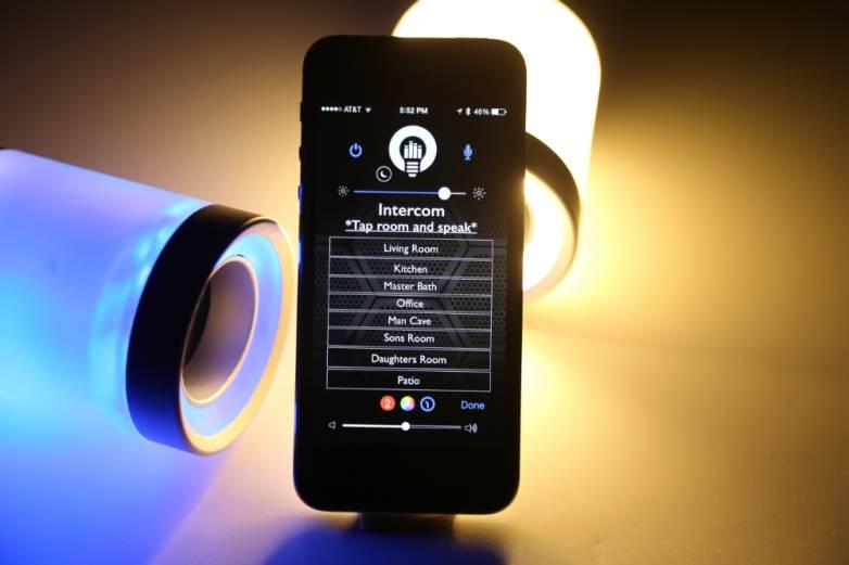 Kickstarter: LightFreq Smart Light Bulb