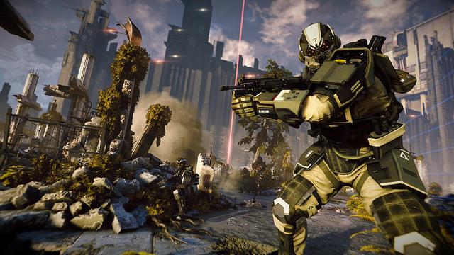 Killzone Shadow Fall Intercept 1
