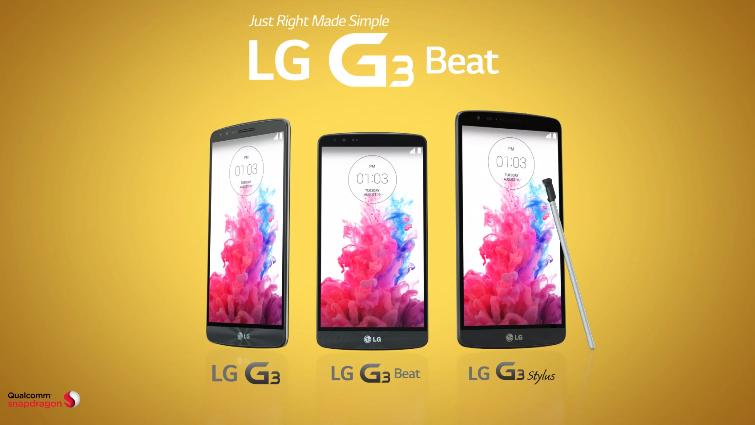 LG G3 Stylus vs Galaxy Note 4 Specs