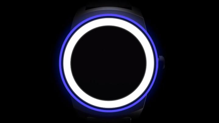 LG Round Smartwatch Video