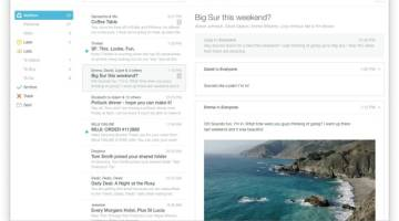 Mailbox for Mac Beta