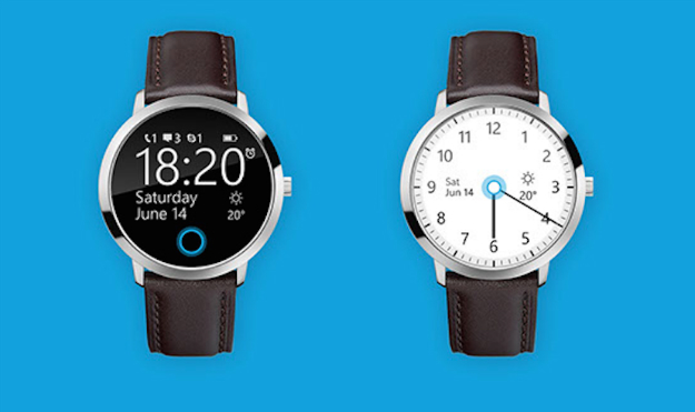 Microsoft Windows Smartwatch Concept