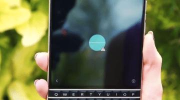 BlackBerry Passport Hands On Video
