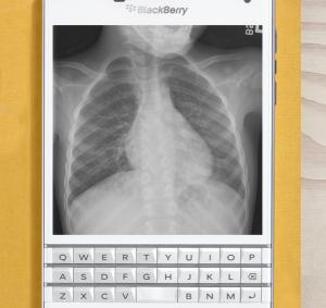 BlackBerry Passport Specs 4.5-Inch Display