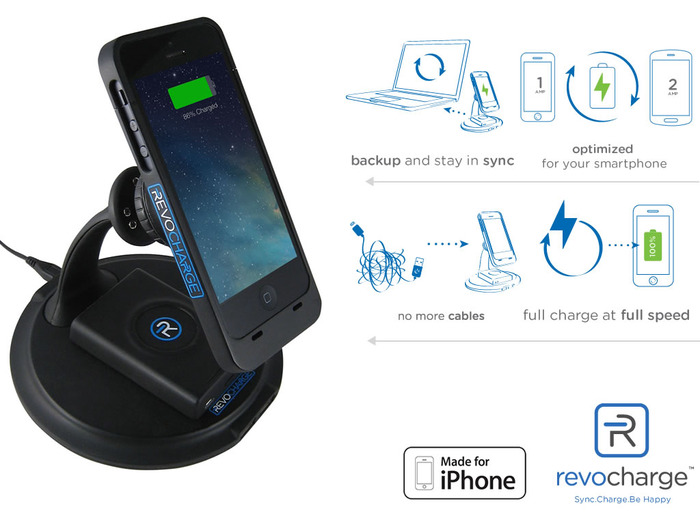 Kickstarter Revocharge Wireless Battery