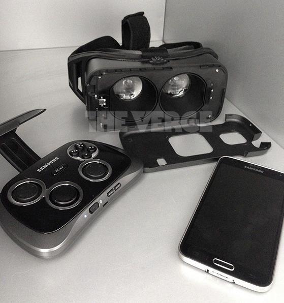 Auriculares Samsung VR