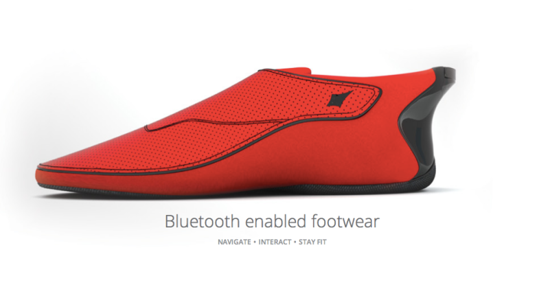 Lechal Bluetooth Smart Shoes