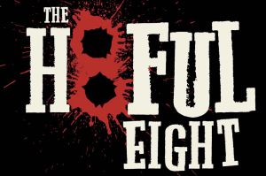 The Hateful Eight Characters Posters