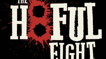 Quentin Tarantino The Hateful Eight Trailer
