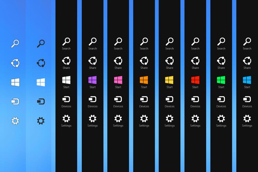 Windows 9 Interface Updates