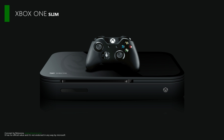 Xbox One Concept Full