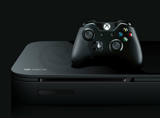 Xbox One Concept Design
