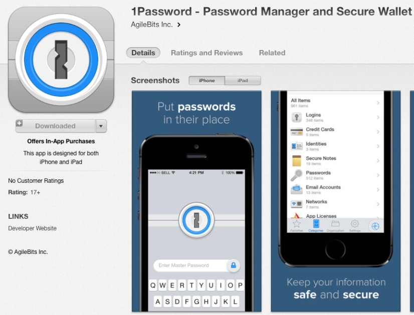 how to put a password on in app purchases