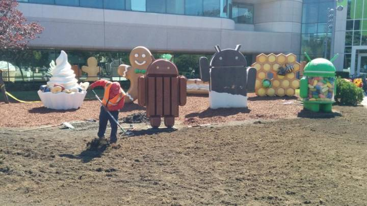 Android L Name Reveal