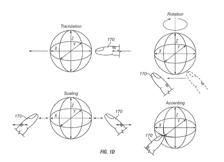 Apple 3D Holographic Display