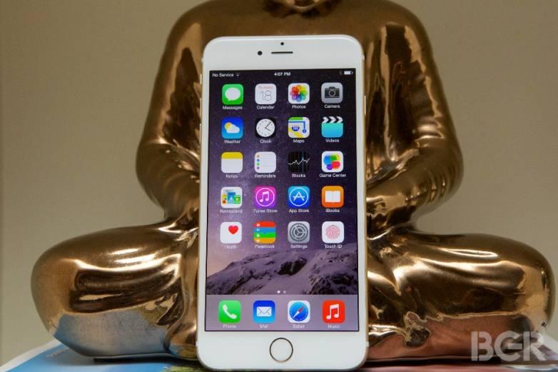 iPhone 6s Specs Series 7000 Aluminum