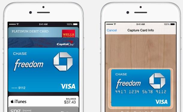 Apple Pay Amazon Rewards Visa Card