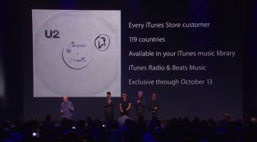 Conan Apple U2 Parody