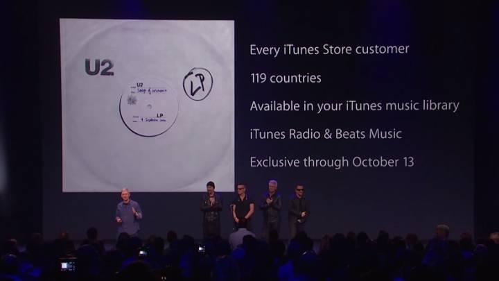 U2 Auto Download on iPhone and iPad