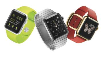 Apple Watch Specs and Features