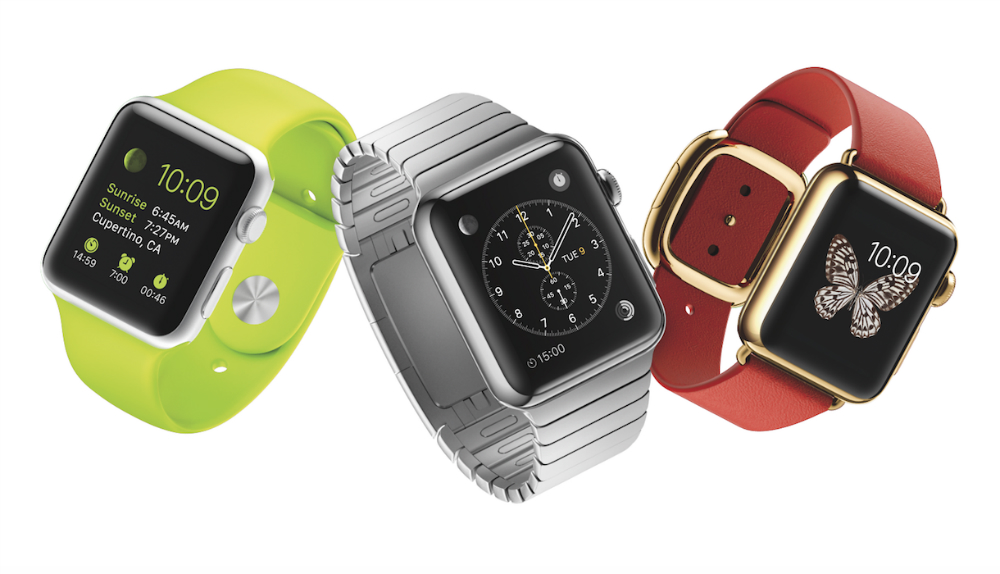 Apple Watch Sales 2015