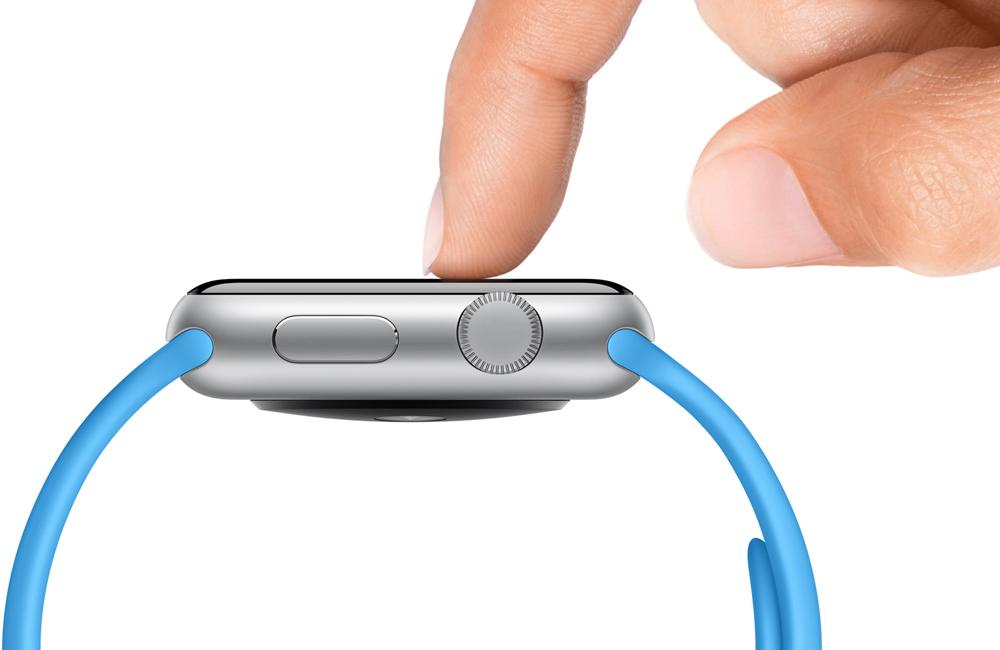 Apple Watch Control Gestures