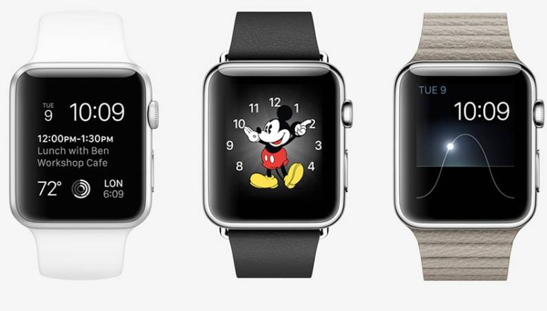 Apple Watch Official Announcement