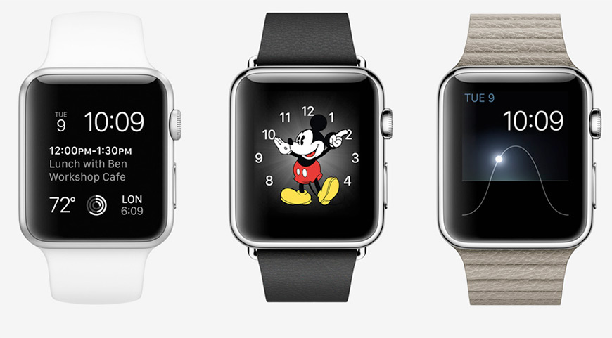 Apple announces Apple Watch smartwatch… again – BGR