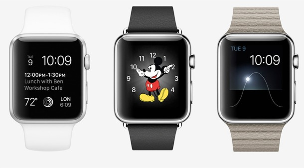 Apple Watch and iPhone Apps