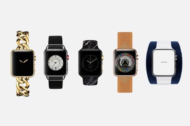 Apple Watch By Fashion Designers