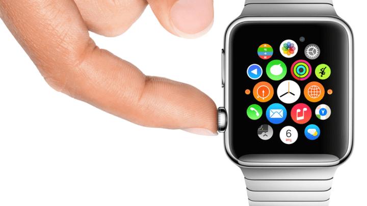 Apple Watch Left Hand Use