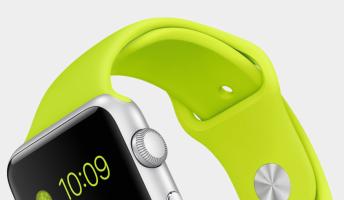 Apple Reveals The Apple Watch