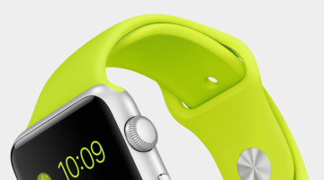 Apple Reveals The Apple Watch