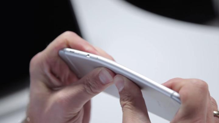 iPhone 6 Plus Bendgate Apple