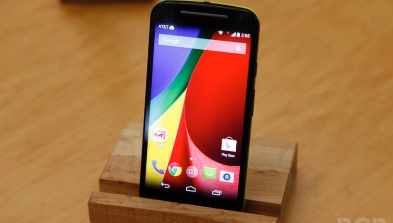 Amazon Motorola Moto G (2014) Sale
