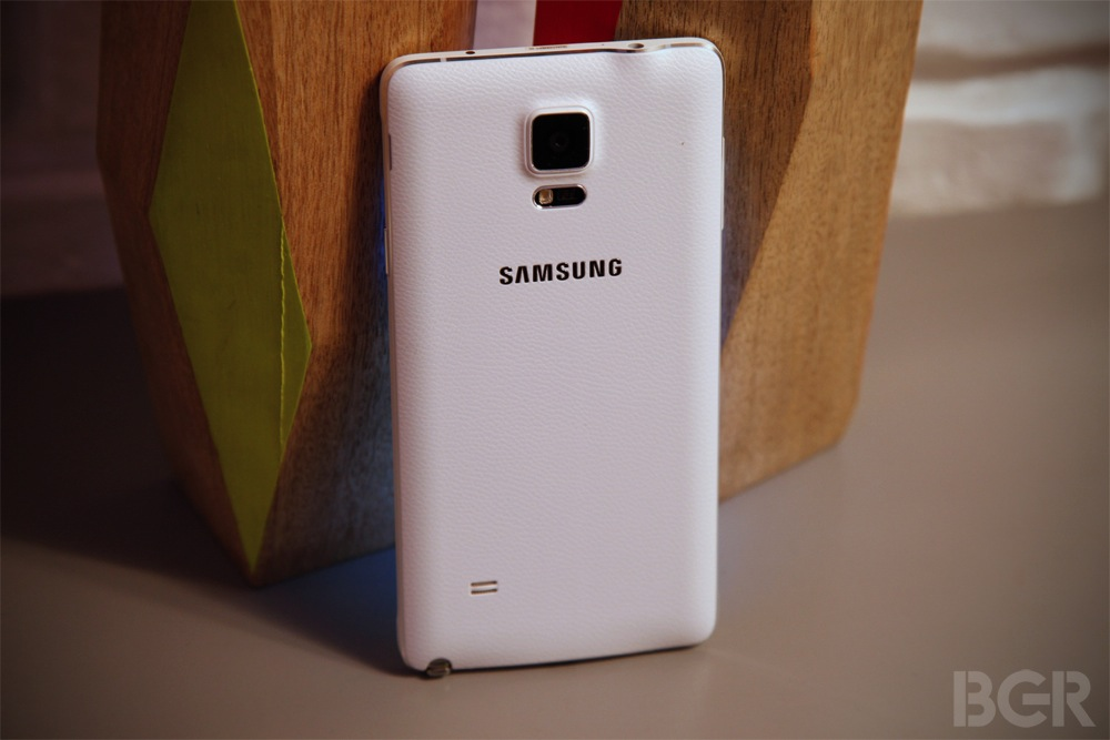 Galaxy Note 4 and Gear S Official Videos